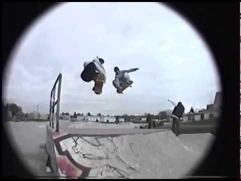Skateboard Throwback #18