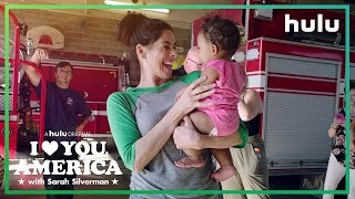 Sarah Takes a Trip Down to Mineola, TX | I Love You, America on Hulu