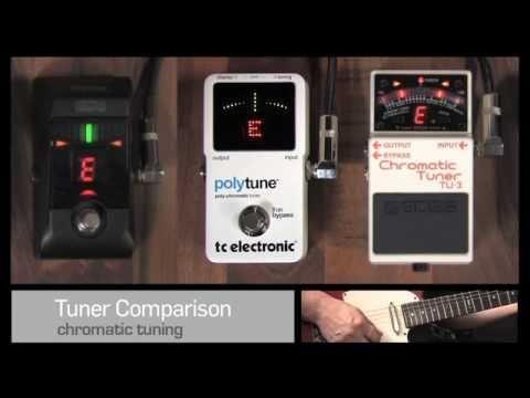 Tuner Comparison