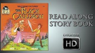 The Black Cauldron - Read Along Story book - Digital HD - Grant Bardsley - Freddie Jones - Disney