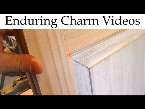 Making Raised Panel Cabinet Doors On A Router Table