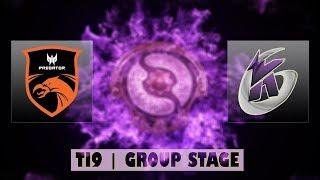 Ti9 Live - TNC vs KG | Ti9 Group Stage Bo2
