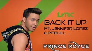 download lagu Prince Royce - Back It Up  Version Ft. gratis