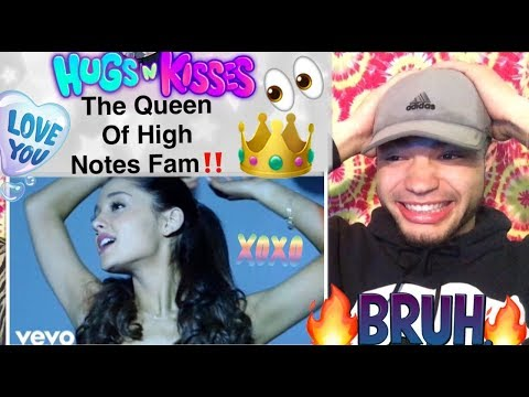 """Ariana Grande ft Mac Miller (Fam.. 😳 REALLY⁉️) """"The Way"""" REACTION !!"""