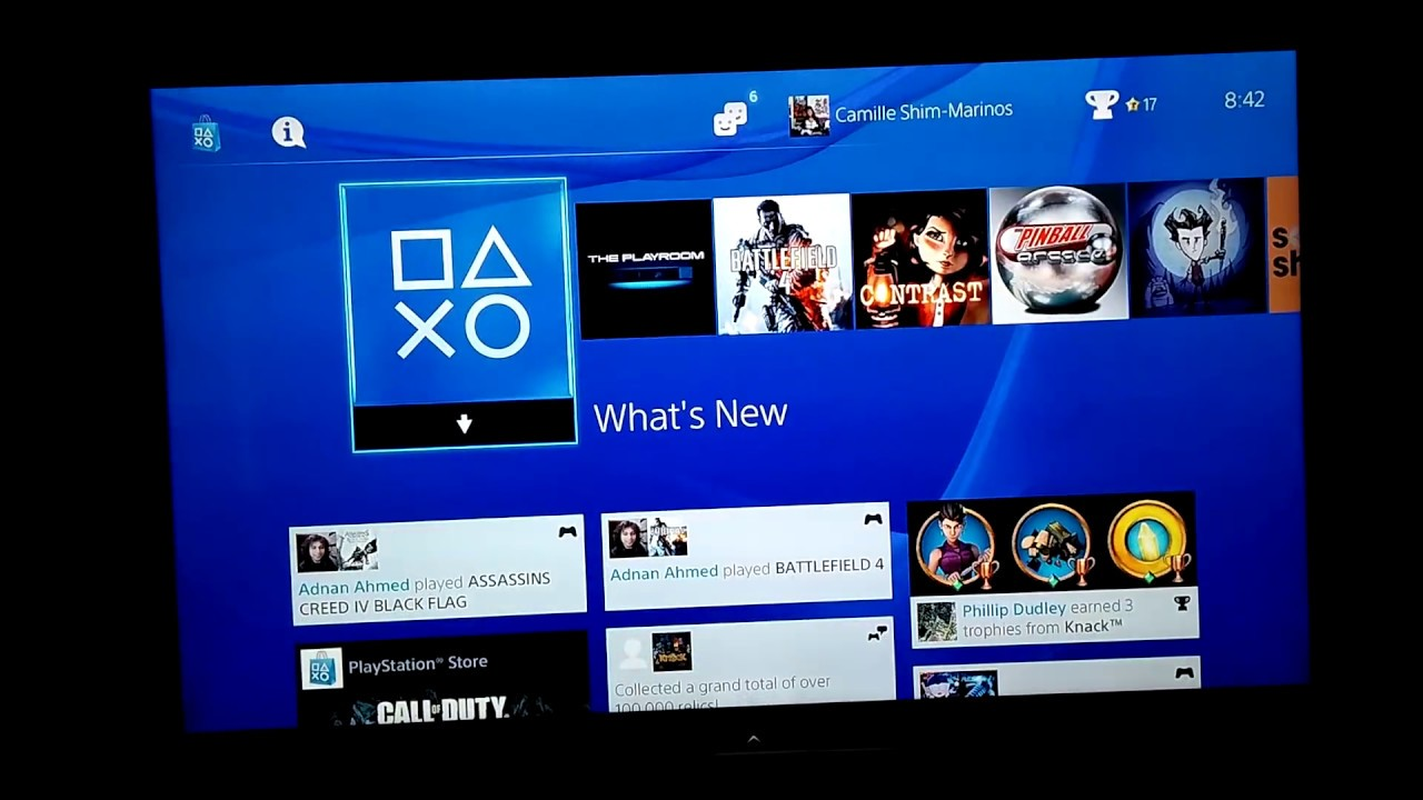 Play PS4 Games On Two Consoles With One License Amp Sharing