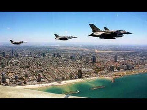 Израиль продолжает наносить авиаудары по военным складам Сирии 05.05.2013