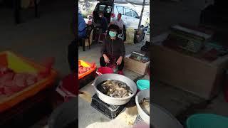 """ปั่นจักรยาน&เดินเที่ยวตลาดนัดเช้า""""ตลาดวัว""""@shanhua Tainan(9)"""