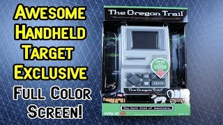 The Oregon Trail Handheld - Target Exclusive