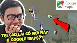 GOOGLE MAPS TẠI SAO LẠI CÓ NHỮNG ĐỊA ĐIỂM NÀY?? (Sơn Đù Vlog Reaction)