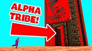 SNEAKING INTO THE ALPHA TRIBE