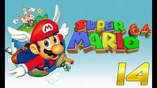 """Zagrajmy w Super Mario 64 cz. 14. """"Portfele, które zabijają"""" [79/120]"""