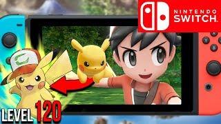 Das STÄRKSTE Pikachu! ALLE Neuen Infos zu Pokemon Lets Go Pikachu📢