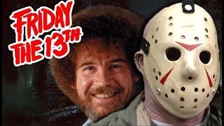 DANCING WITH BOB ROSS! | Friday the 13th Game (Funny Moments) #7