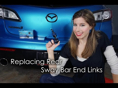 REPLACING REAR SWAY BAR END LINKS!