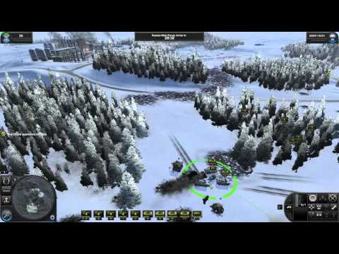 World in Conflict Mission 8 (Beyond the Iron Curtain)