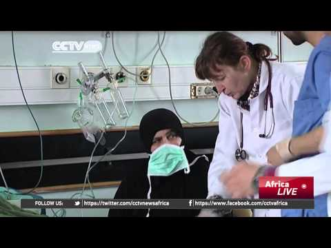 Life In Syria: Country's Health Sector Struggles Amid Conflict