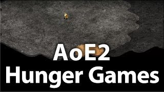AoE2 Hunger Games!