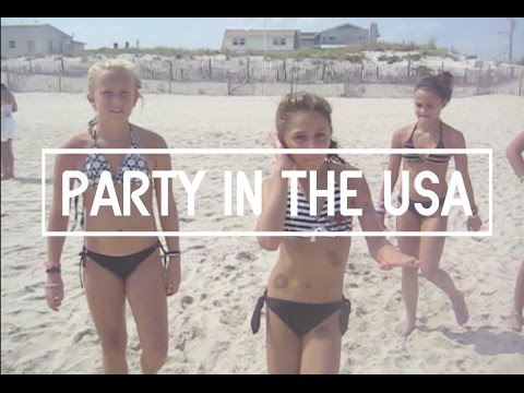 Party In The Usa Music Video video