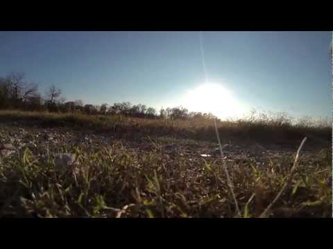 GoPro HERO3 captures 3D quadcopter flights FPV