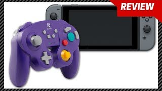 Review - Nintendo Switch Wireless Gamecube Controller from Power A