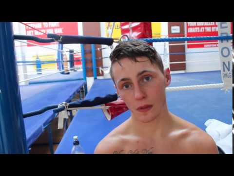 RYAN BURNETT POST FIGHT INTERVIEW AFTER WIN IN DUBLIN / iFL TV