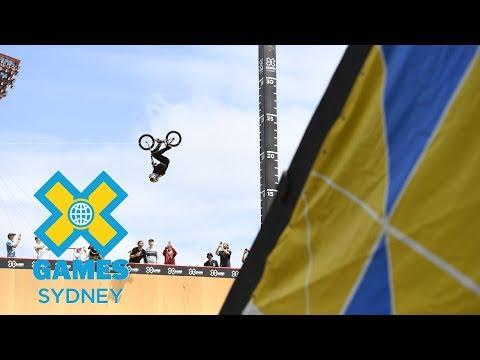 BMX Big Air Final: FULL SHOW | X Games Sydney 2018