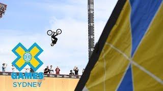 WATCH LIVE: BMX Big Air Final at X Games Sydney 2018