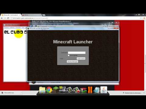 [Tutorial] Descargar Minecraft (Sp/AnjoCaido) 2013
