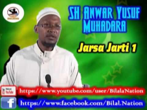 14  SH Anwar  Yusuf Muhadara JARSA JARTI 1