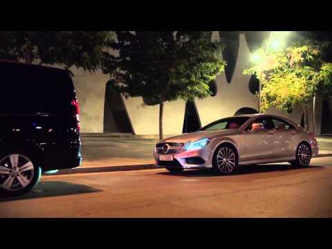 Mercedes-Benz 2015 CLS - Intelligent Drive Trailer