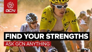 How Can I Find My Cycling Strengths & Weaknesses? | Ask GCN Anything