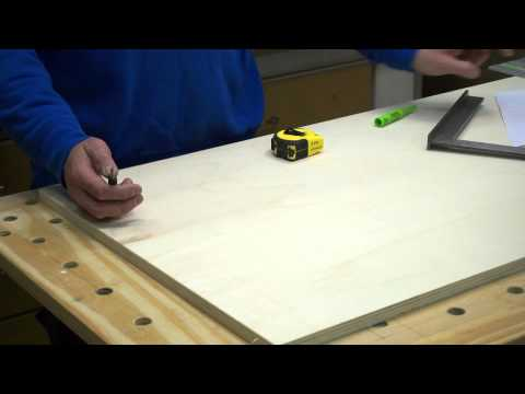 Как быстро отмерить прямой угол
