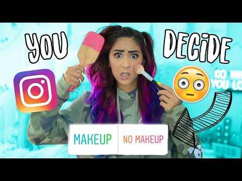 I Let My Instagram Followers Control My Life for a Day...