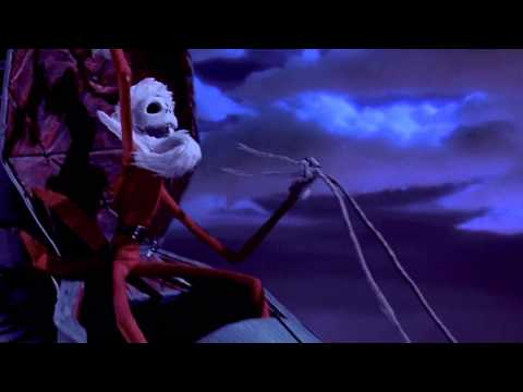 December Will Be Magic Again (Kate Bush) - The Nightmare Before Christmas (Henry Selick/Tim Burton)