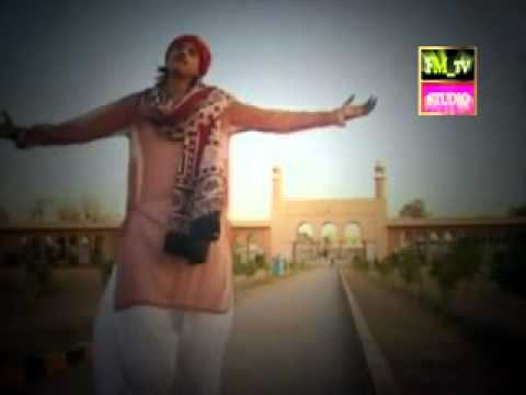 Rana  Zamin Ali Song Kashish Tv New Song 2012 Fahad Mustafa King Fm Studio Tv. video