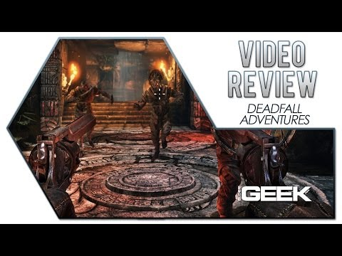 Deadfall Adventures Video Review