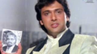 Govinda goes head to head with Dilip Kumar - Izzatdaar