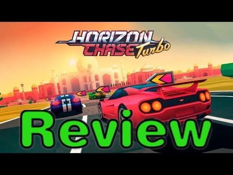 DBPG: Horizon Chase Turbo Review (Nintendo Switch)