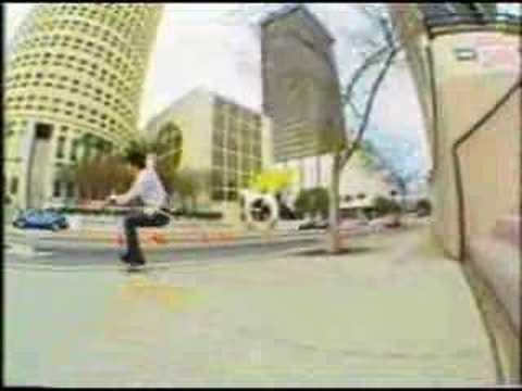 Andrew Reynolds - This Is Skateboarding Video