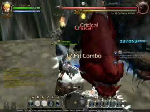 Dragon Nest Sea Character Dragon Nest Sea Cerberus Nest