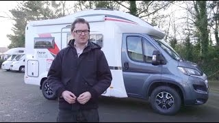 The Practical Motorhome Bürstner Ixeo Time it 586 Sovereign review