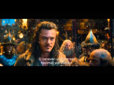 Hobbit 2 / Hobbit: The Desolation of Smaug - Türkçe Altyazılı HD Fragman
