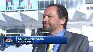 Luigi Zingales a Class CNBC su manovra Governo - NPL Meeting