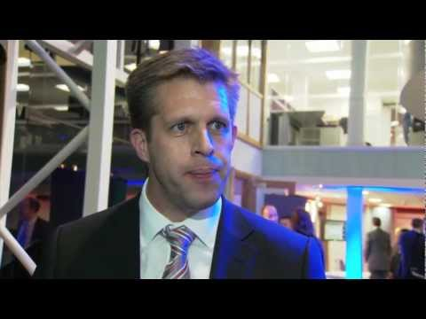 Innovation Day 2012 Interview with Carl Pullen - Novartis