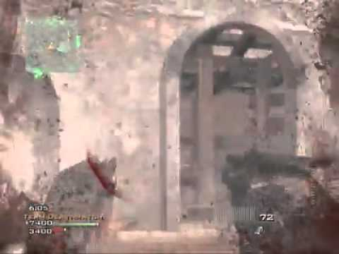Final Spinning Kill-MW3