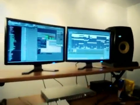 Afrojack Work wet FL Studio