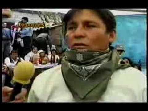 Reportajes - Coya - Virgen Asunta - Cusco - Parte 3