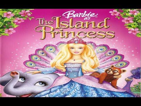 การ์ตูนบาร์บี้ไทย barbie บาร์บี้เจ้าหญิงแห่งเกาะหรรษา จัดตามน้องขอ ได้หมดถ้าสดชื่น