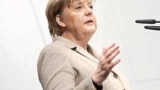 Merkel singt Tage wie diese - Toten Hosen