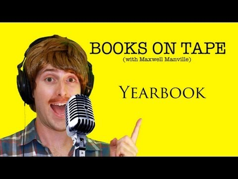 Yearbooks on Tape: An AudioBook Series - Episode 3 - Goldentusk